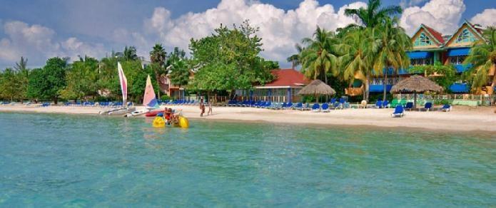 Seashore Bay Resort All Inclusive Resort Jamaica Negril Family Beach Resorts Beach Resorts Jamaica Beaches