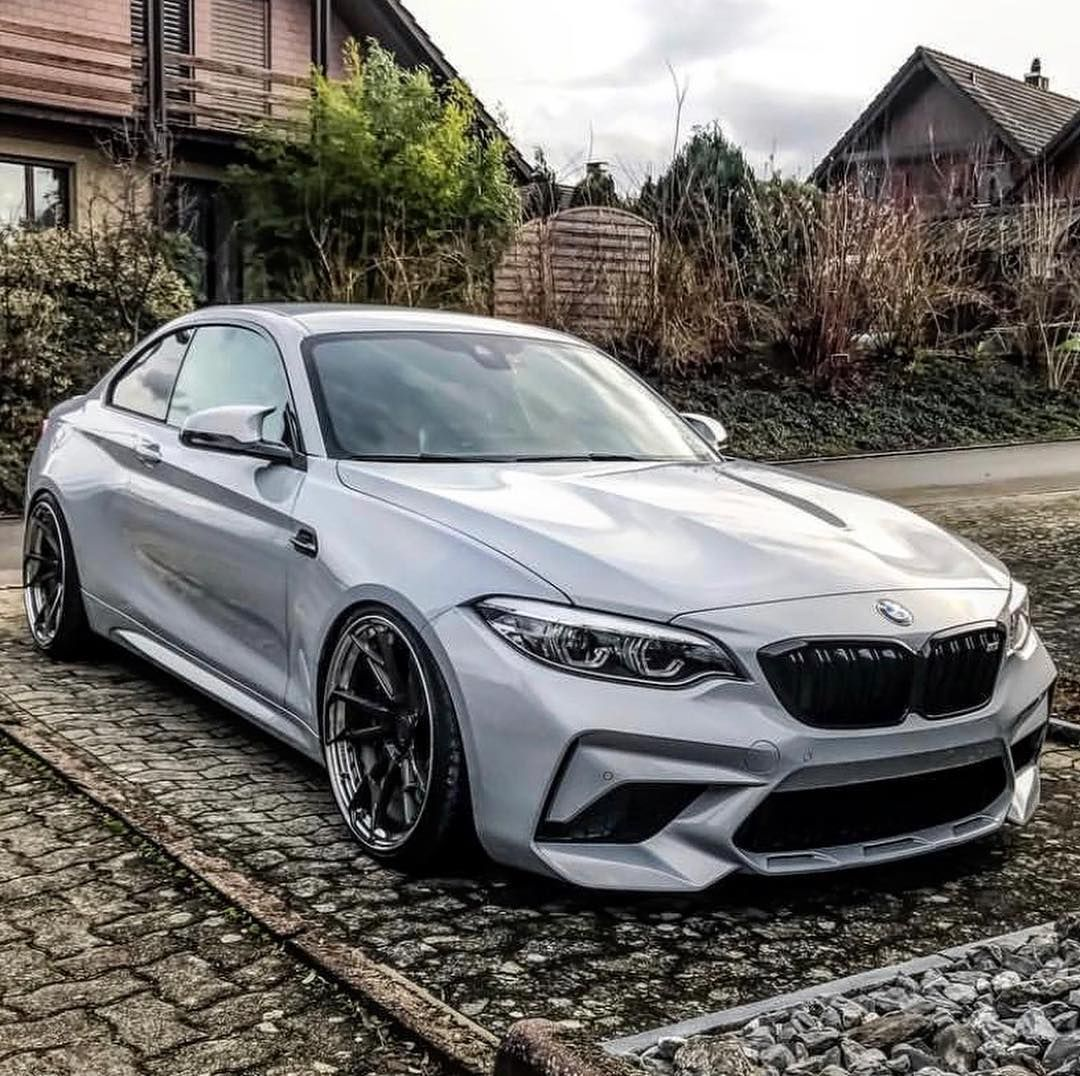 Bmw F87 M2 Competition White Street Racing Cars Bmw Jeep Cars