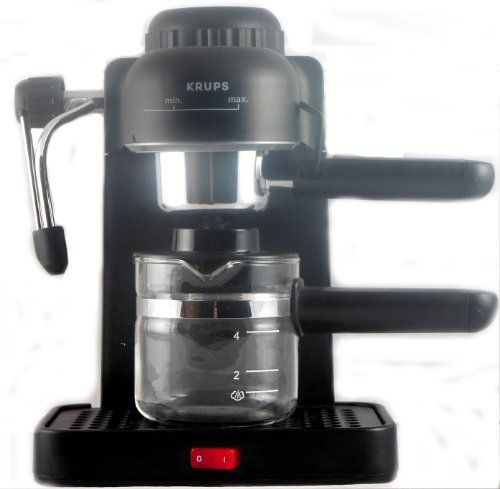 Krups Espresso Mini C Espresso Machine 9670 42 220volt Will Not In The Usa By Krups 229 99 Safety Valve In The Boiler In 2020 Krups Espresso Home Espresso Machine