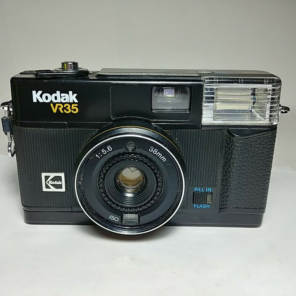 Pentax Zoom 105 Super 35mm Film Point And Shoot Camera With Case Lomo Retro Analoge Fotografie