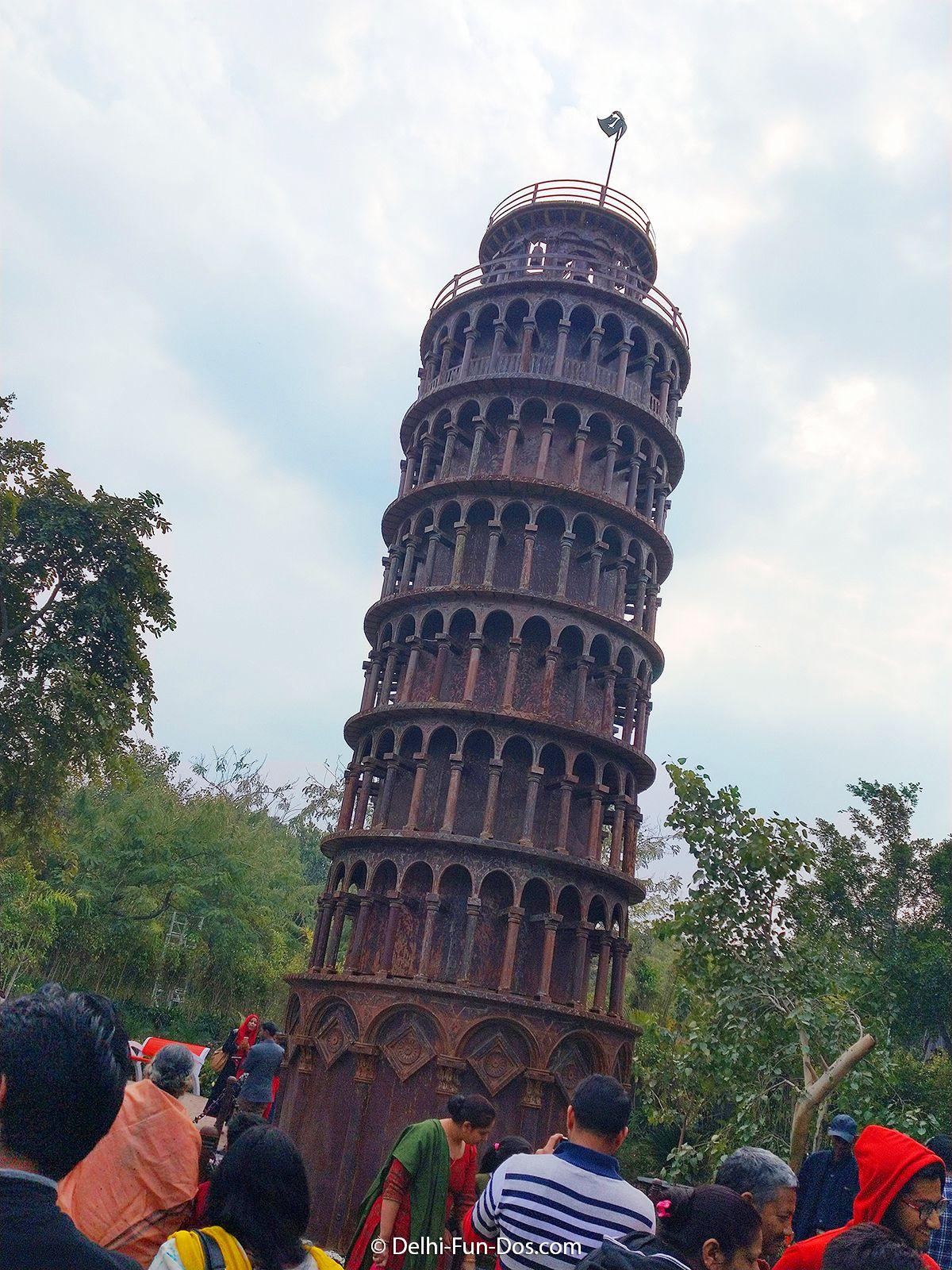 Photo of Around The World In 50 Rupees-Waste To Wonder Theme Park In Delhi