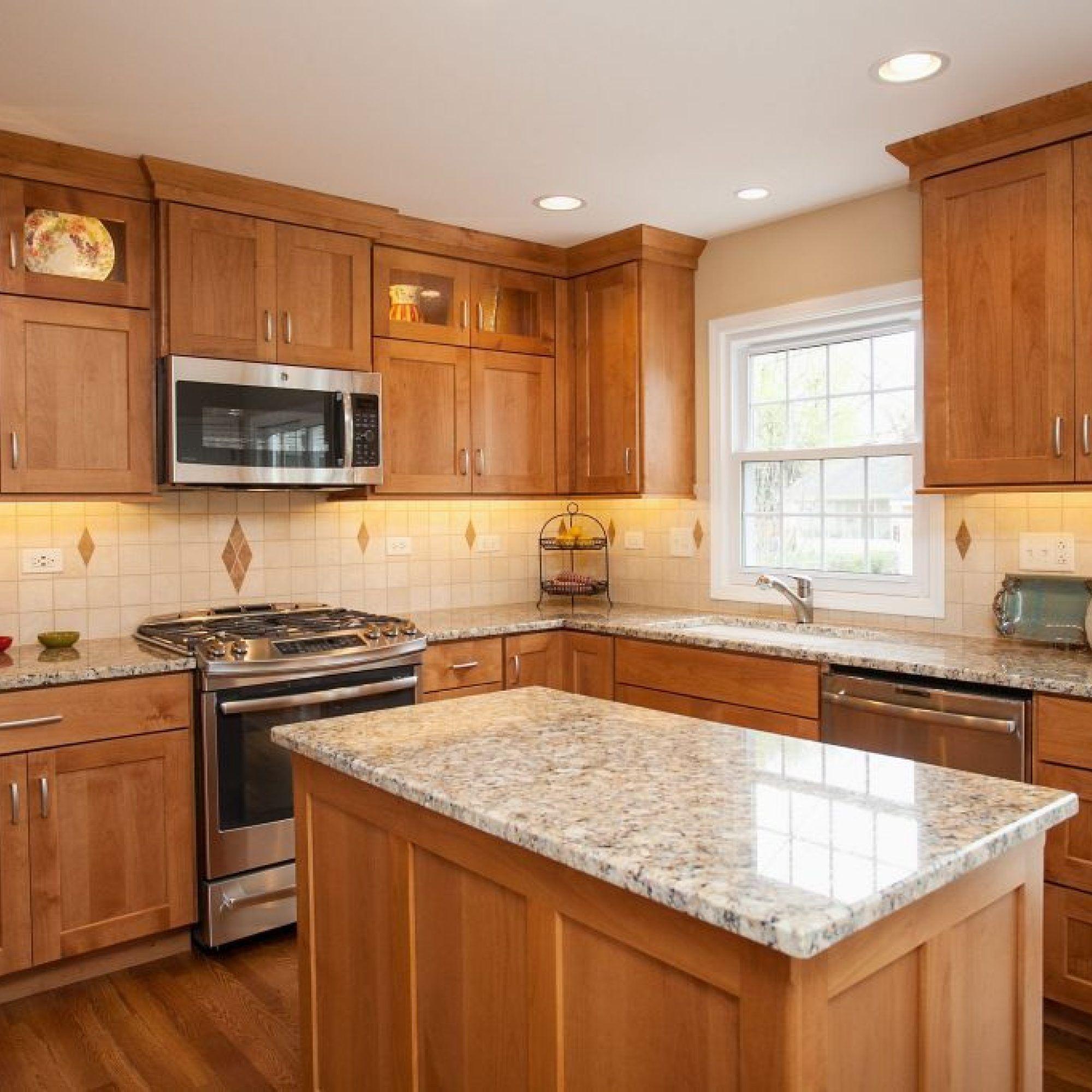30 The Biggest Myth About Oak Cabinet Kitchen Ideas Countertops