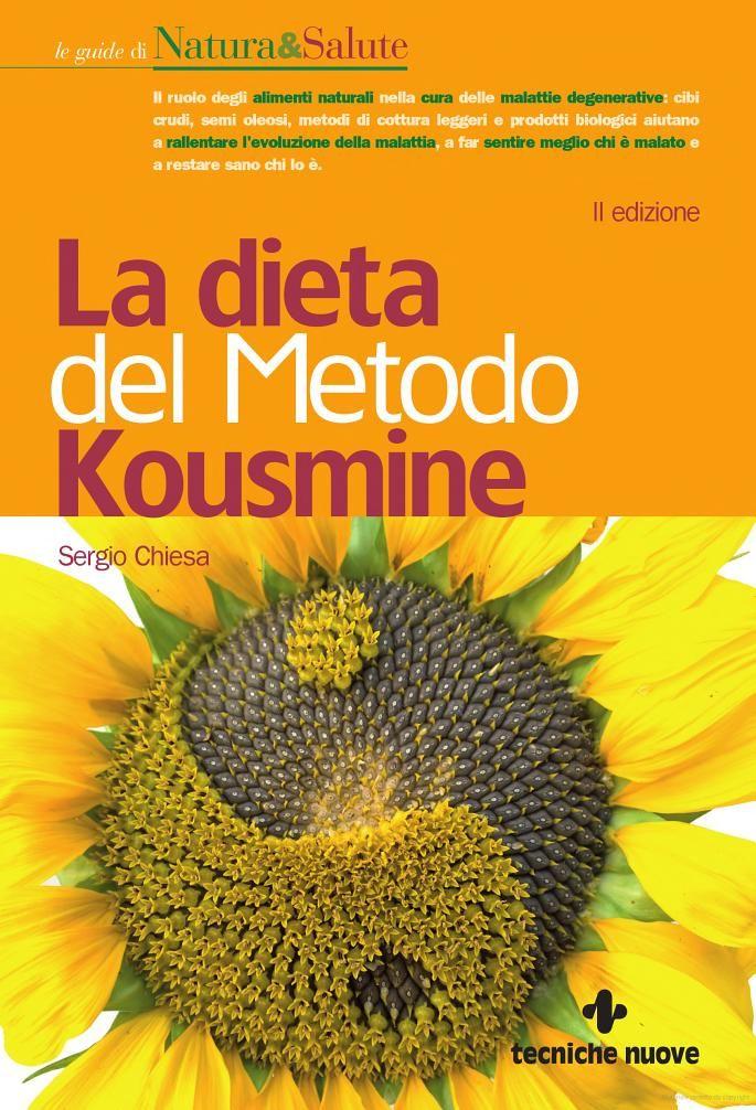 La dieta del metodo Kousmine - Sergio Chiesa - Google ...