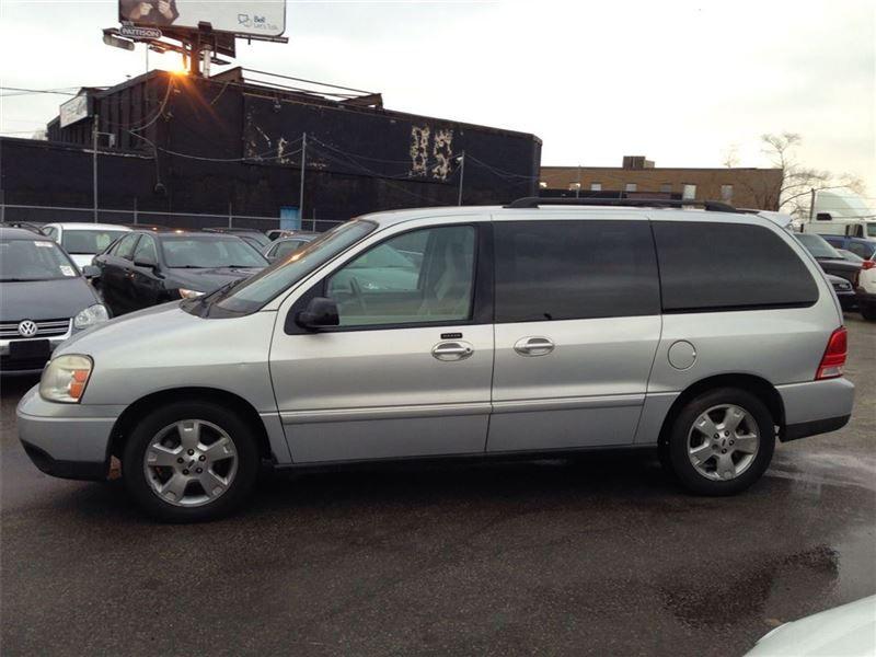 Minivan/Passenger Van 2007 Ford Freestar Sport/ALLOYS