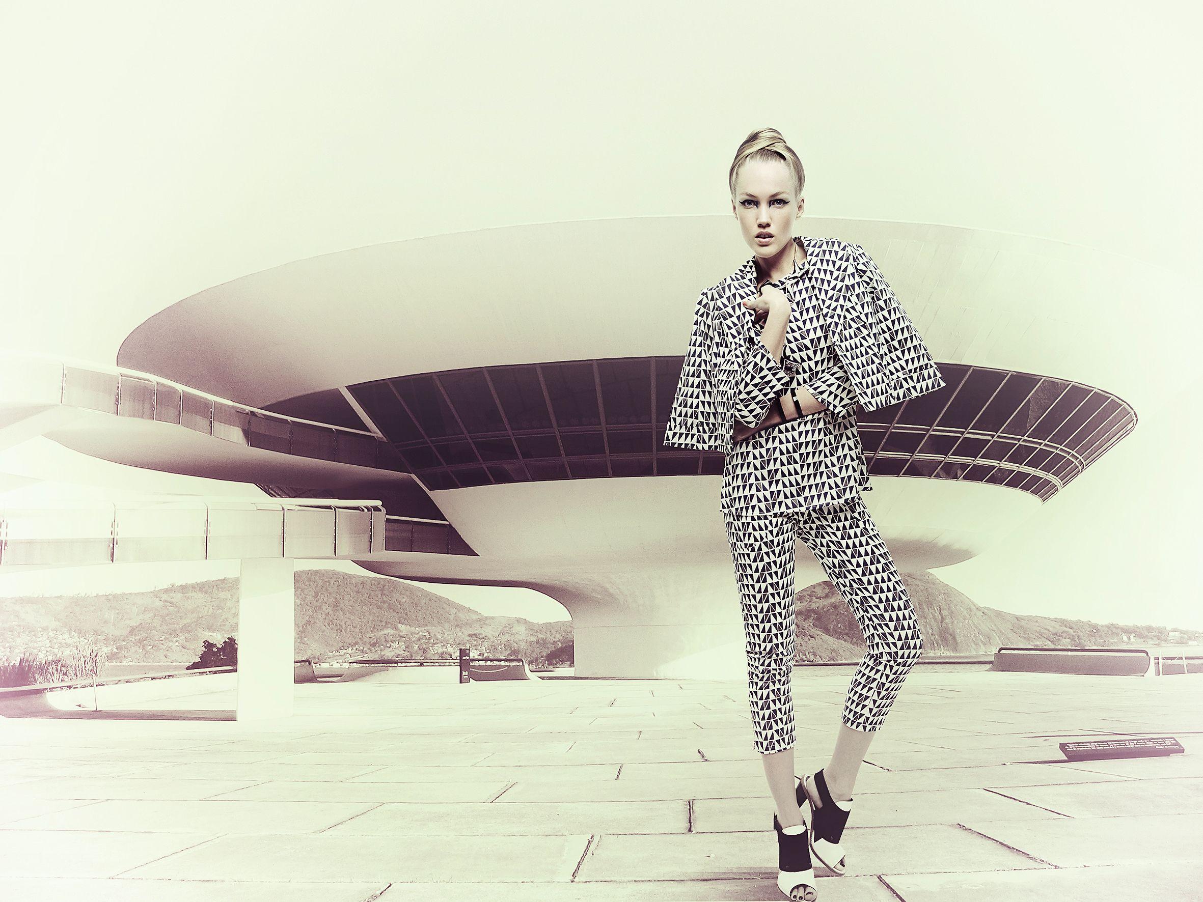 Jardin | Verão 2014 'Niemeyer'