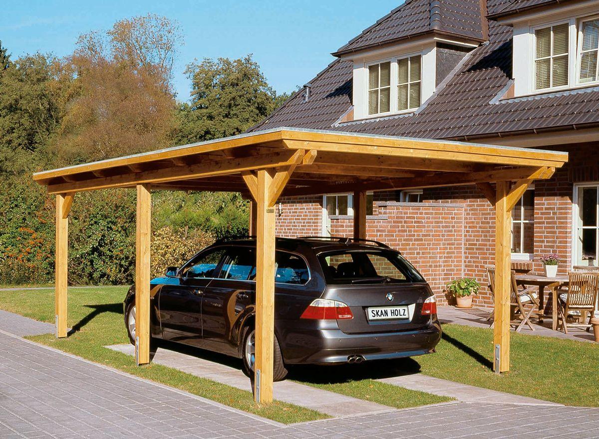 Postavte si přístřešek na auto (With images) Carport