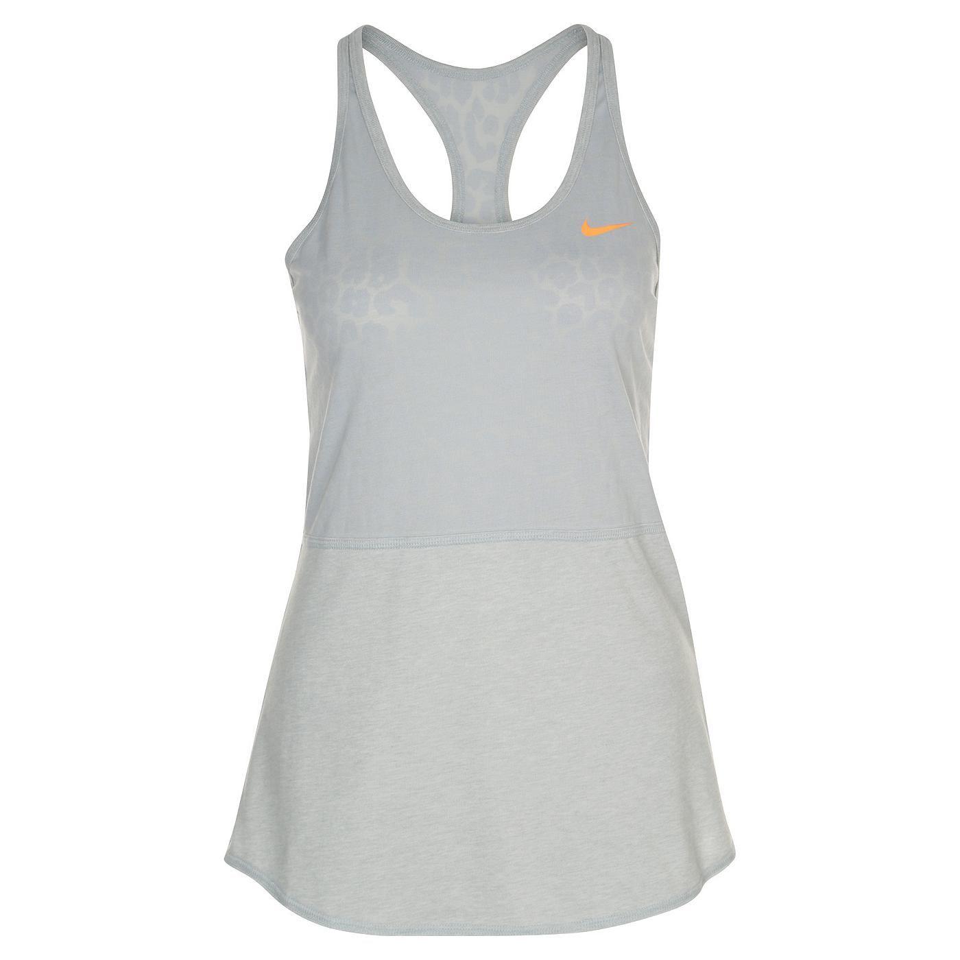Dri-FIT Cool Burnout Tennistank Damen Dieses hochwertige Tennistank von Nike  präsentiert sich schlicht,