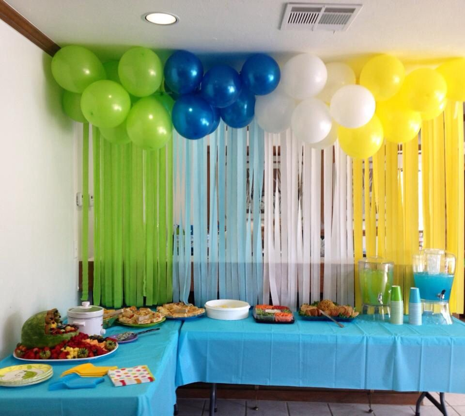 centerpieces full with decor a plus australia peas as pod well supplies baby favors two themes decorations twin in shower size of table