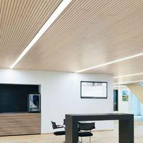 Luminaire encastrable au plafond led d 39 angle lin aire luminaires pinterest - Lampe encastrable plafond ...