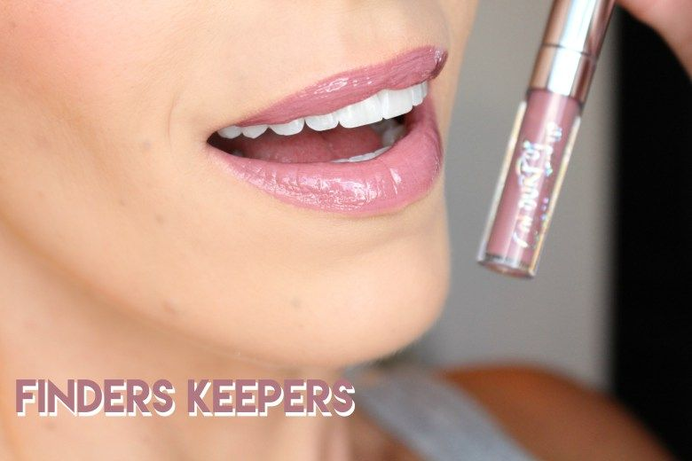 Finders Keepers - ColourPop Ultra Glossy Lips