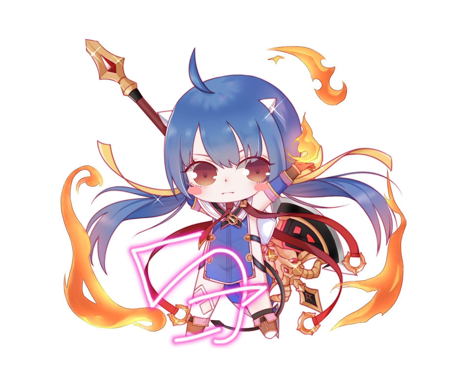 Hey!!...!!) EpicSeven Anime