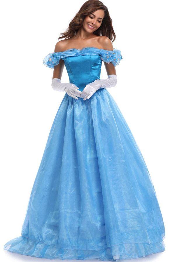 Halloween Costumes For Women Princess.Pin By Lia Lia On Dresses Cinderella Costume Women Costumes For Women Princess Costumes