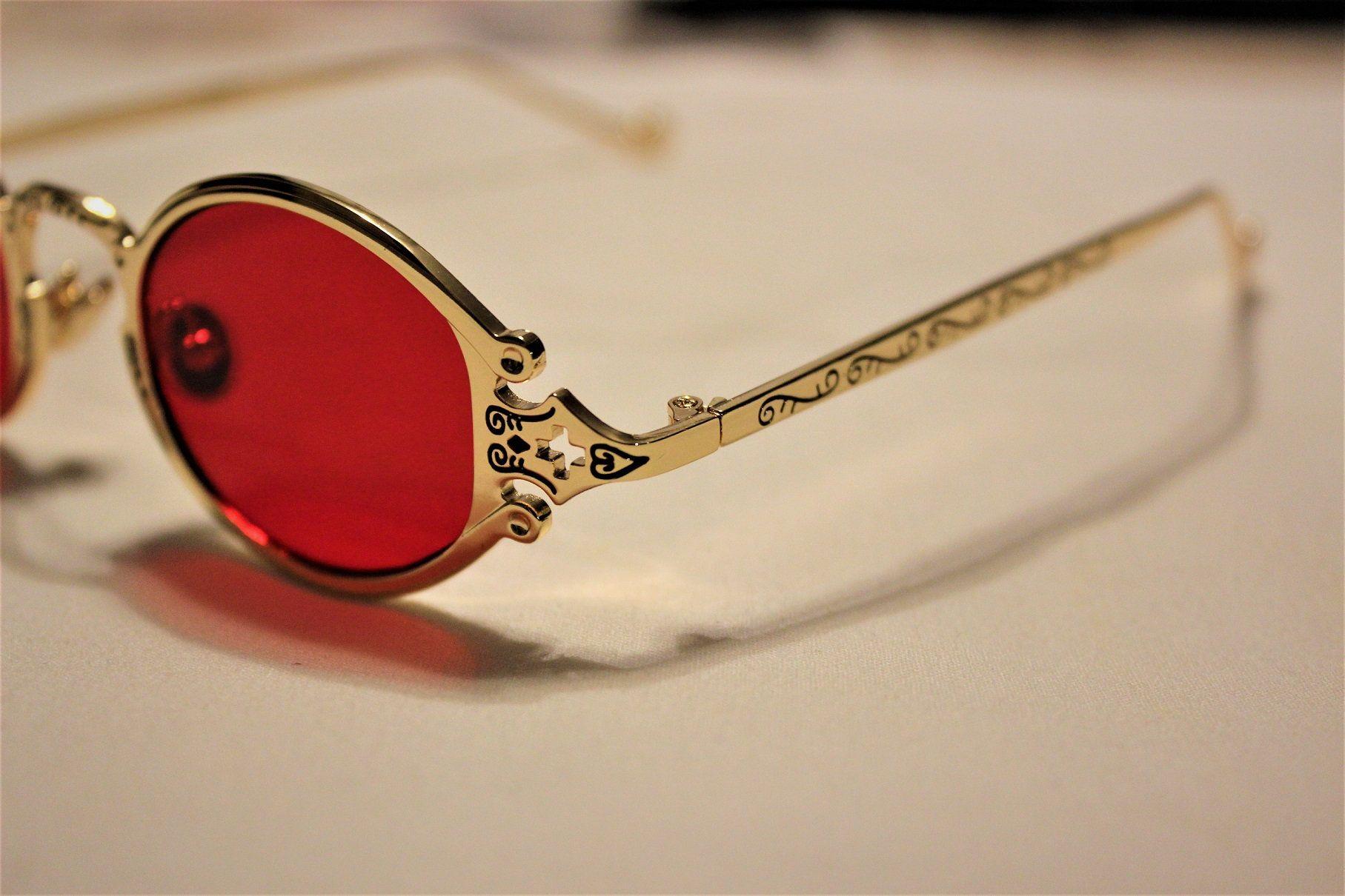 Sunglasses similar Jean Paul Gaultier Sonnenbrille Vintage | Etsy