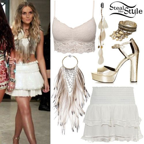 Perrie Edwards Style 2015
