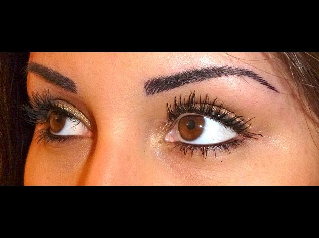 Apr s sourcils poil par poil maquillage permanent pinterest photos - Maquillage permanent sourcil poil poil ...