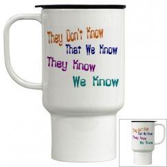 0d7f9a1cf1e Friends (TV Show) inspired travel mug.. | Friends (TV Show ...