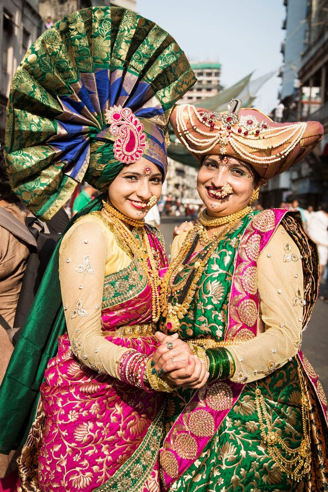 Gudi Padwa celebrations begin amid pomp India culture