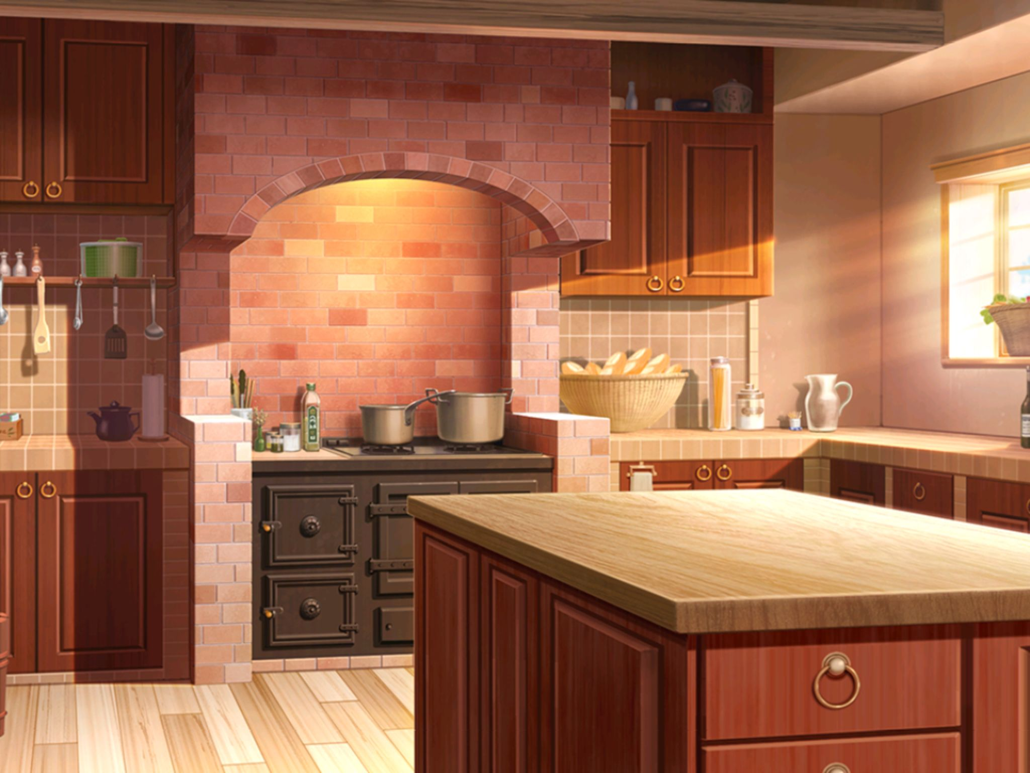 Pin By Angie Balarezo On Love Live Background Episode Interactive Backgrounds Kitchen Background Anime Background