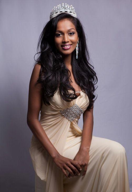 Madusha Rushani Mayadunne Miss Sri Lanka International