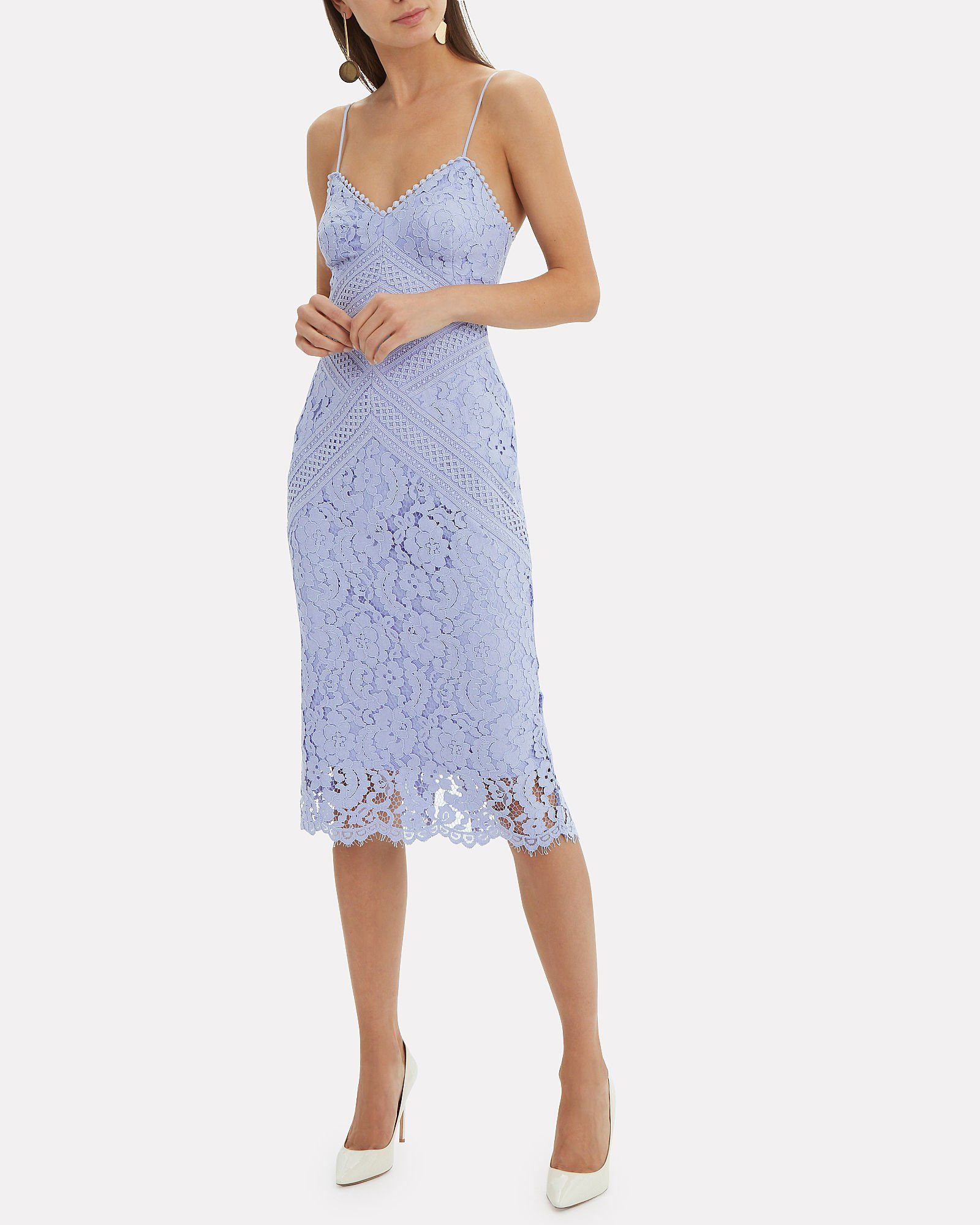 d30a03e20663 Melody Lace Dress, BLUE-LT, hi-res | Rehearsal Dinner Outfit in 2019 ...