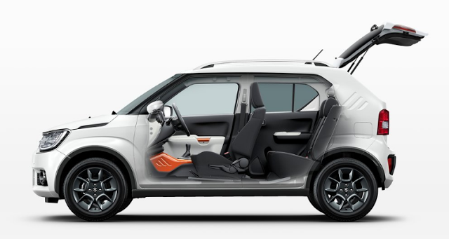 2018 suzuki ignis concept suzuki pinterest cars. Black Bedroom Furniture Sets. Home Design Ideas