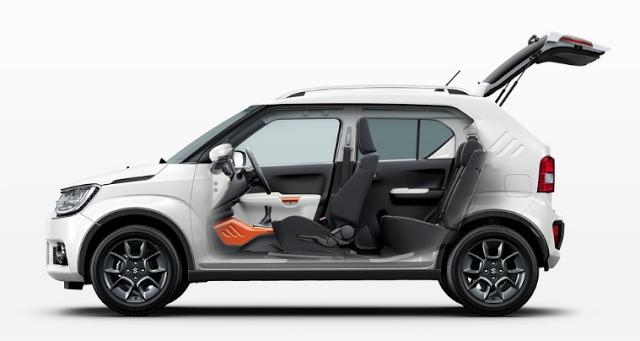2018 Suzuki Ignis Concept | SUZUKI | Cars, Motor car, Cool cars