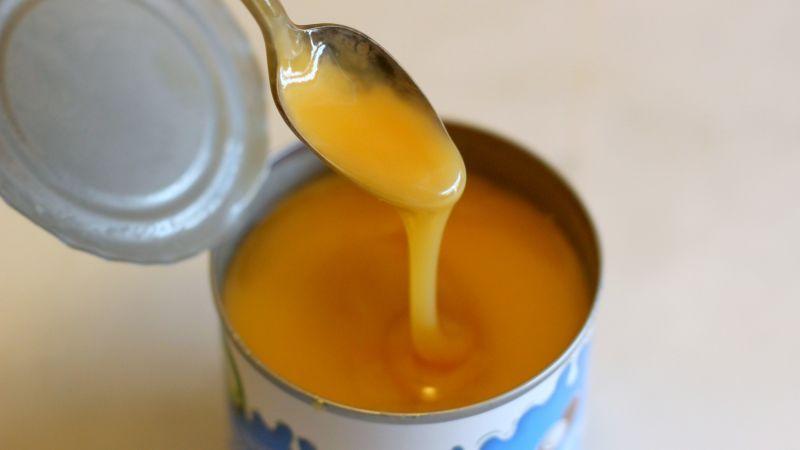 Make A One Ingredient Caramel Sauce In Your Instant Pot Diy Caramel Sauce Condensed Coconut Milk Caramel Recipes Sauce