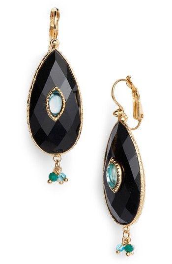 Gas Bijoux Ocatagon Earrings 4qggodw6EK