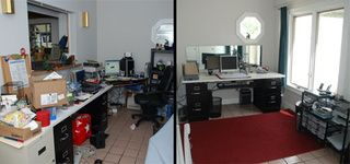 Extreme Lifehacker Home Office Makeover