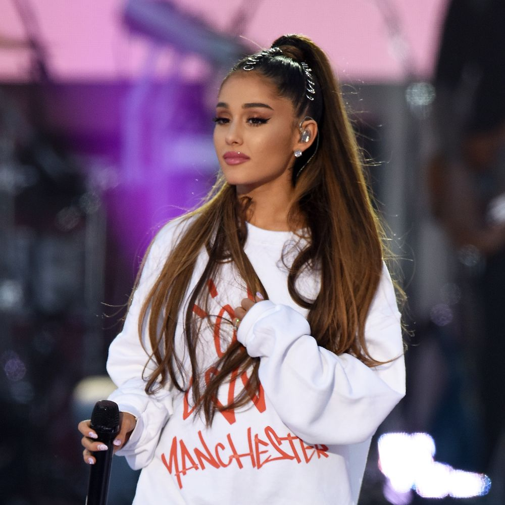 Ariana grande new tattoo - Ariana Grande S New Tattoo Honors The Victims Of The Manchester Terror Attack Via Rightrelevance