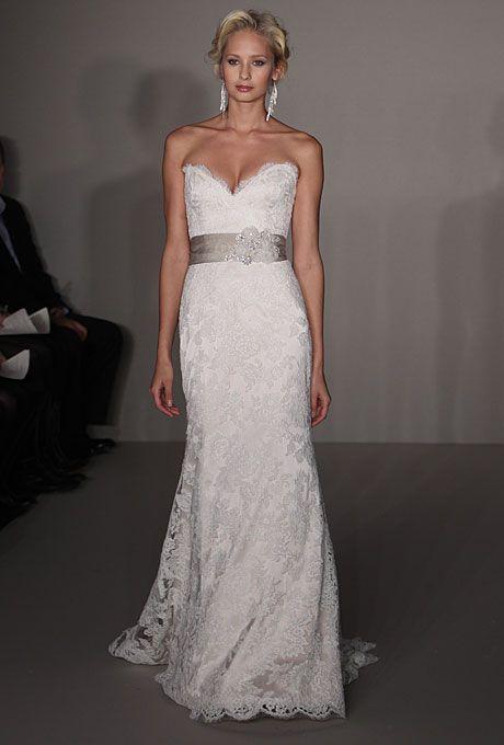 1000  images about Wedding Dresses on Pinterest  Trumpet Jim ...