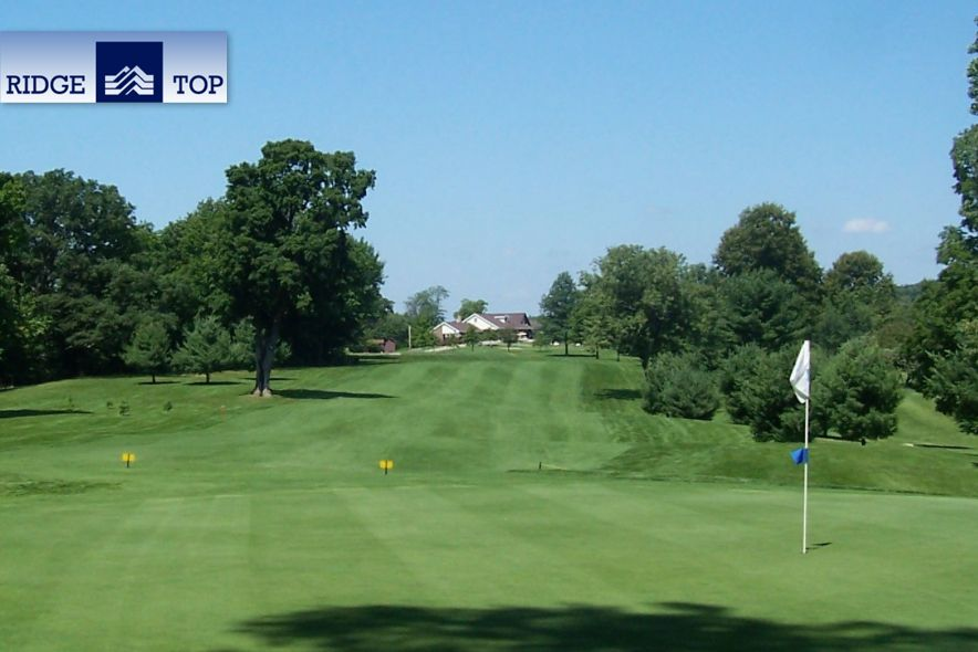 $18 for 18 Holes with Cart at Ridge Top Golf Course in Medina near Akron ($42 Value. Expires August 1, 2017!)