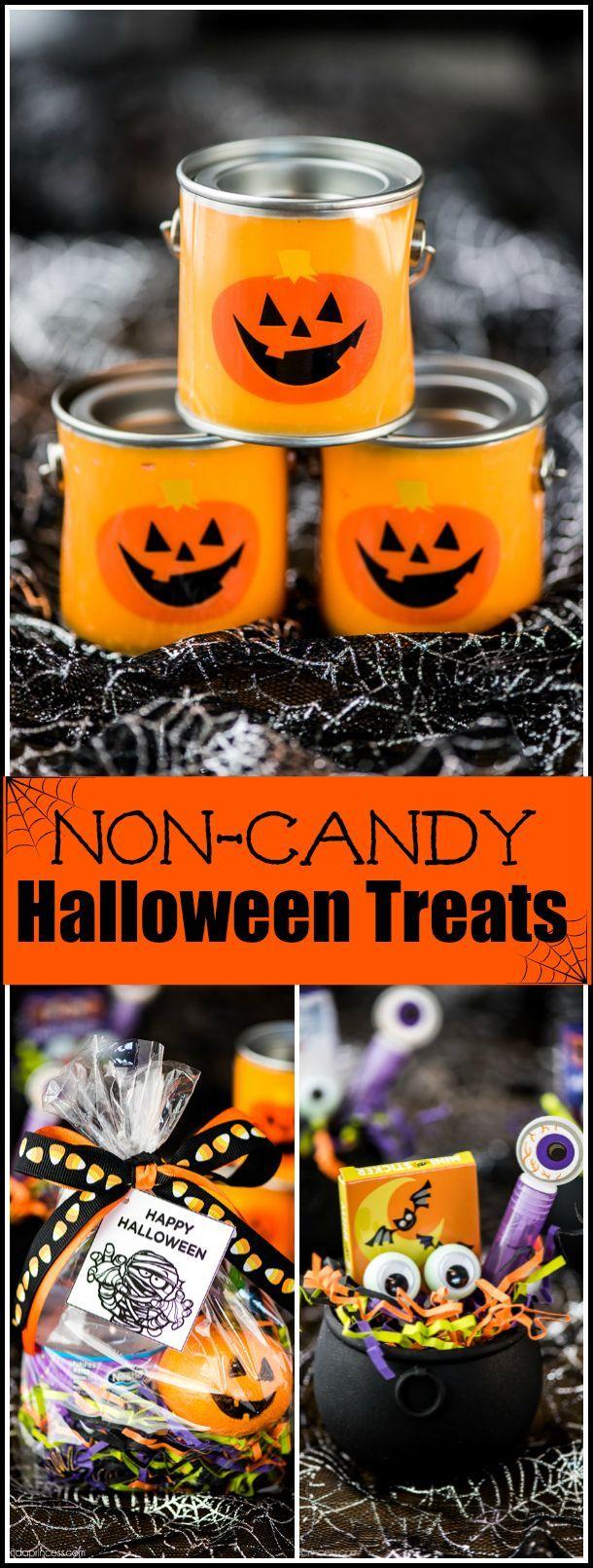NonCandy Halloween Treats Halloween school treats