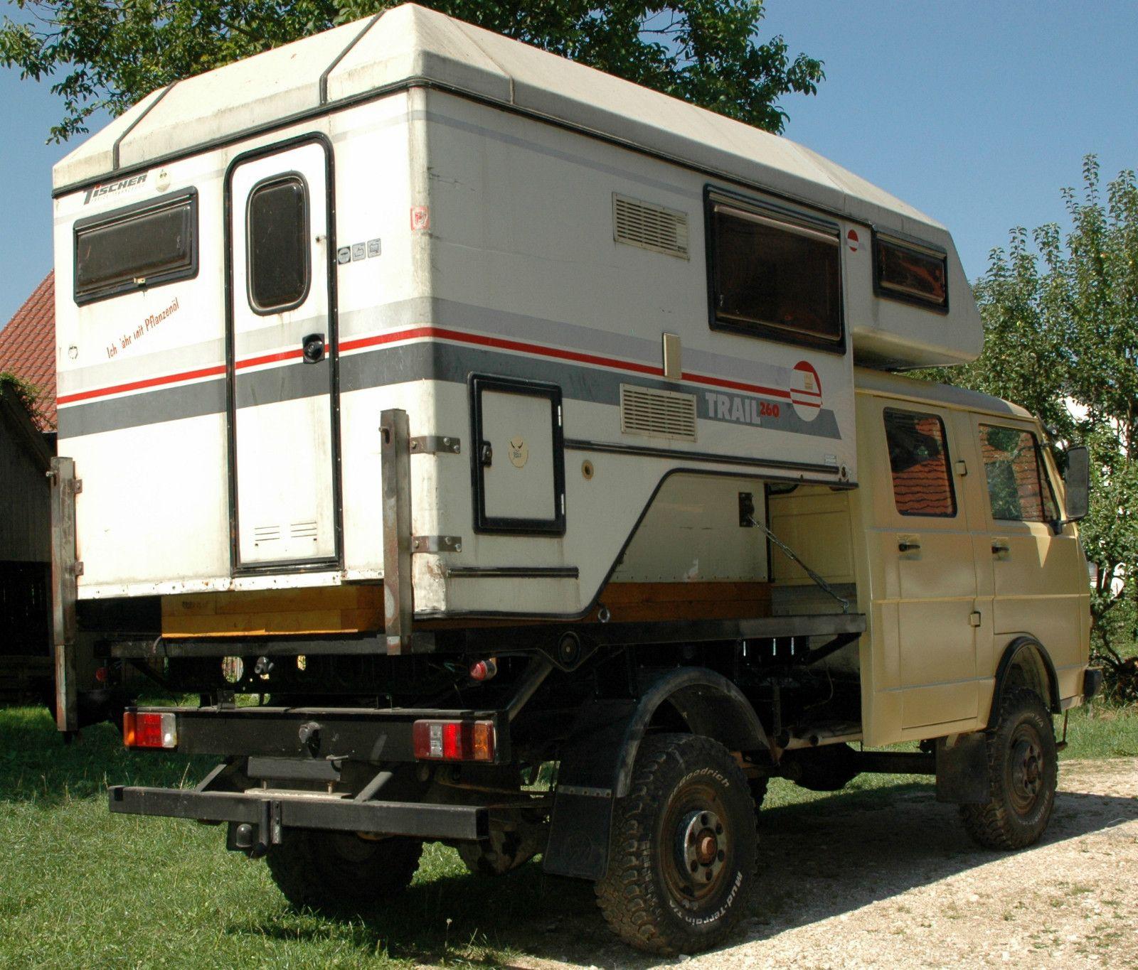 vw lt 45 allrad 2 4l td 80kw 3 5t zgg fernreisemobil 4x4. Black Bedroom Furniture Sets. Home Design Ideas