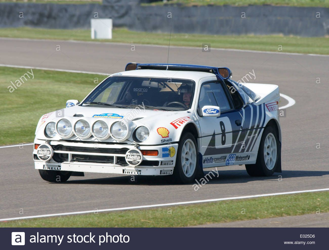 Download This Stock Image Ford Rs 200 E025d6 From Alamy 39 S