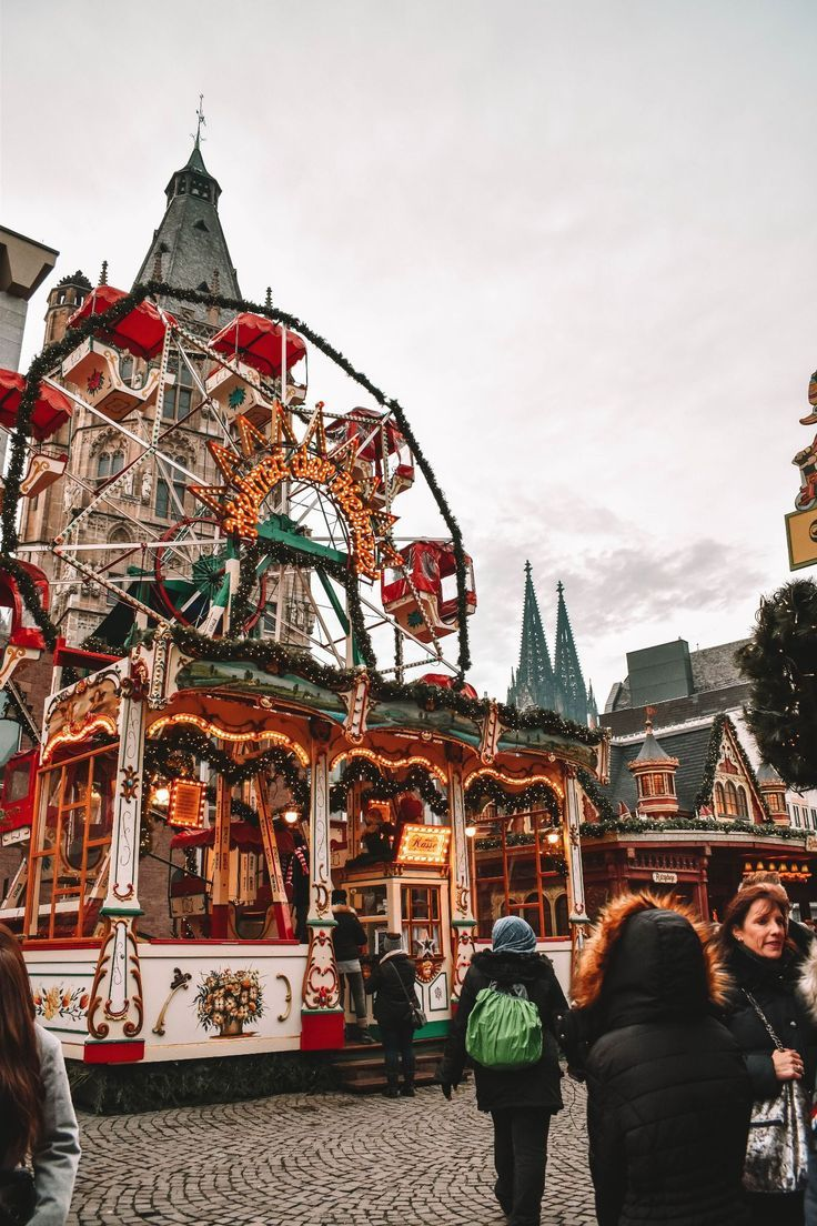 City Guide 5 reasons to visit Cologne in 2020 Christmas