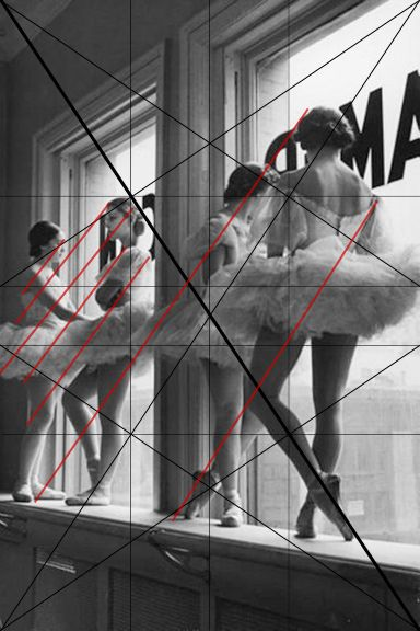 The Great Compositions of Photographer Alfred Eisenstaedt