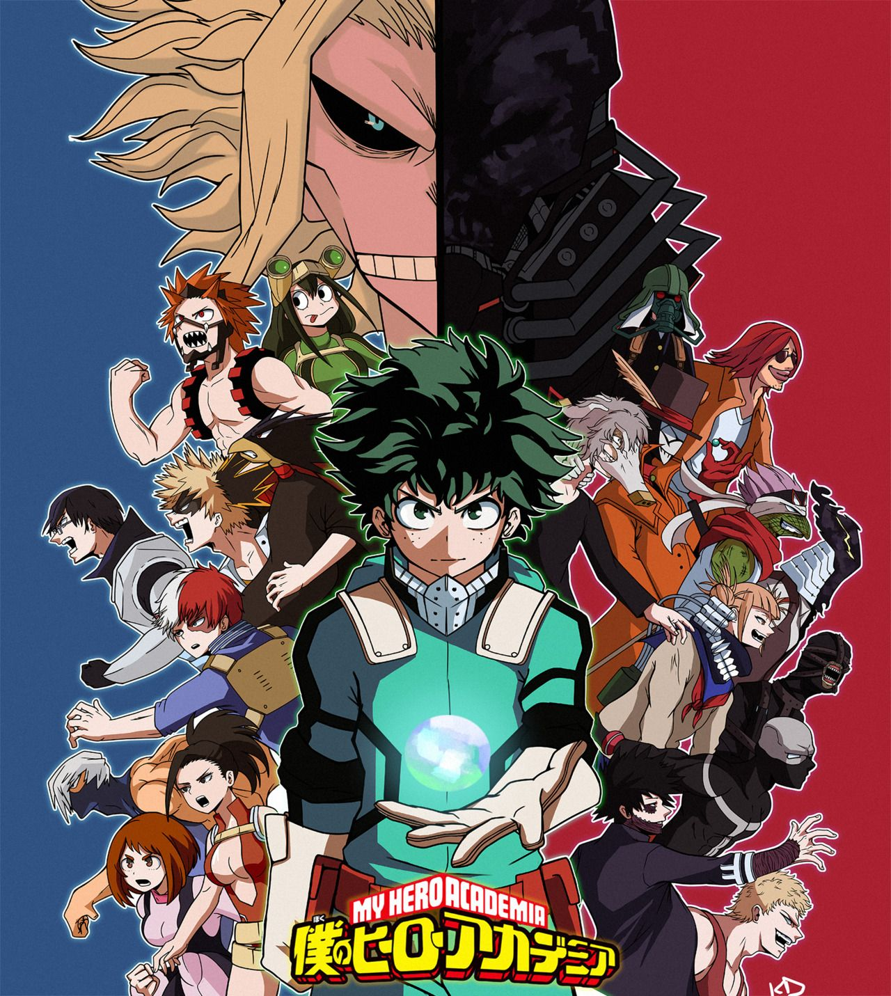 Season 3 Poster I Drew For A Friend Never Have I Ever Dreaded Drawing Something Whilst Enjoying It Hero Poster My Hero My Hero Academia Tsuyu