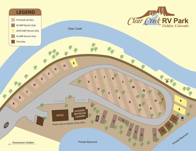 Campsite Rentals Rv Parks Tent Site Campsite