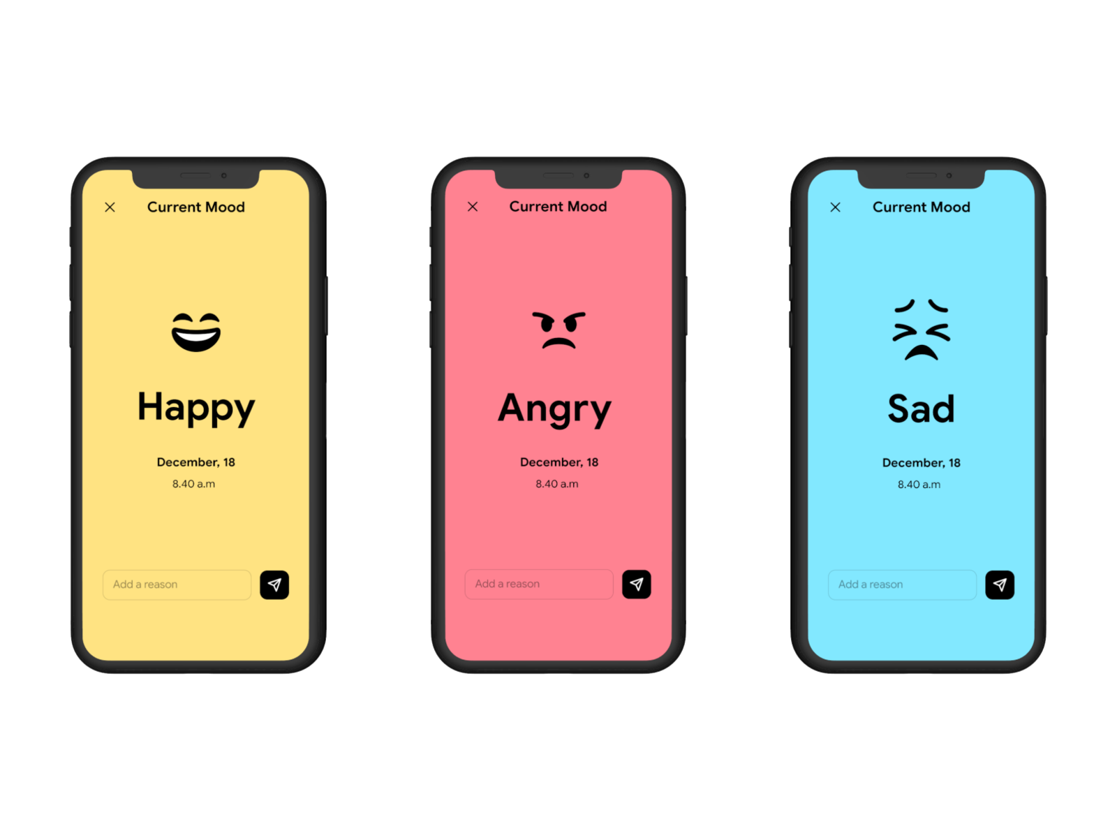 Mood Tracker Employee Engagement App in 2020 Mood