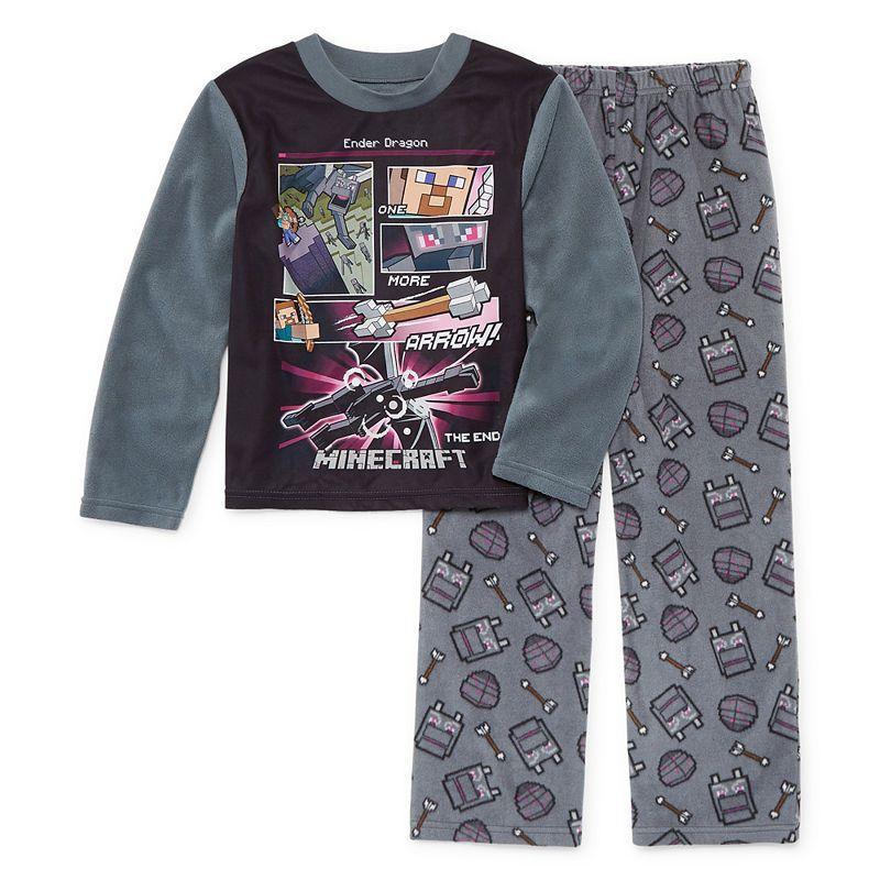aac4cdeeb45f 2-pc. Pajama Set Boys