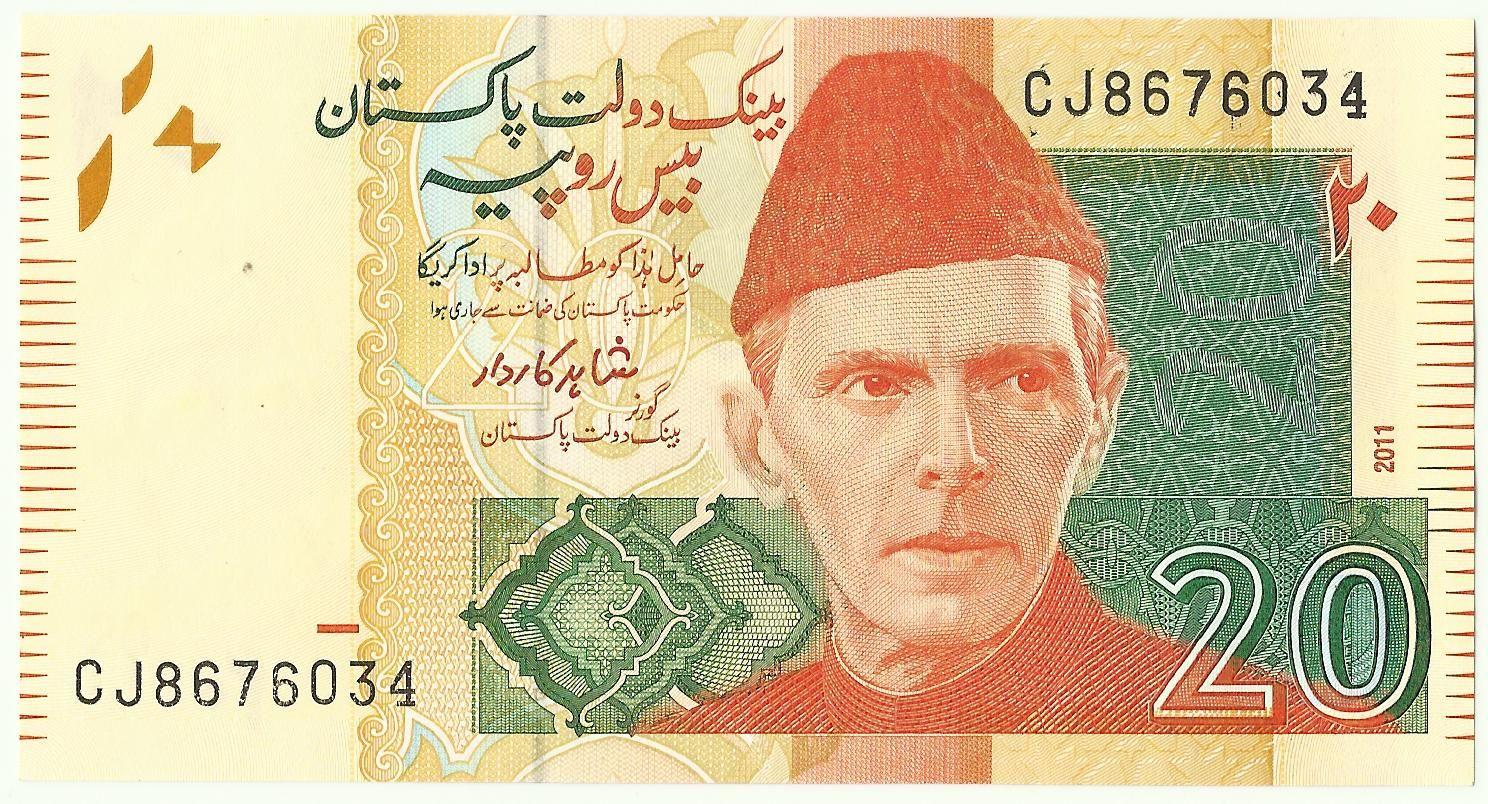 Pakistani rupee forex rates