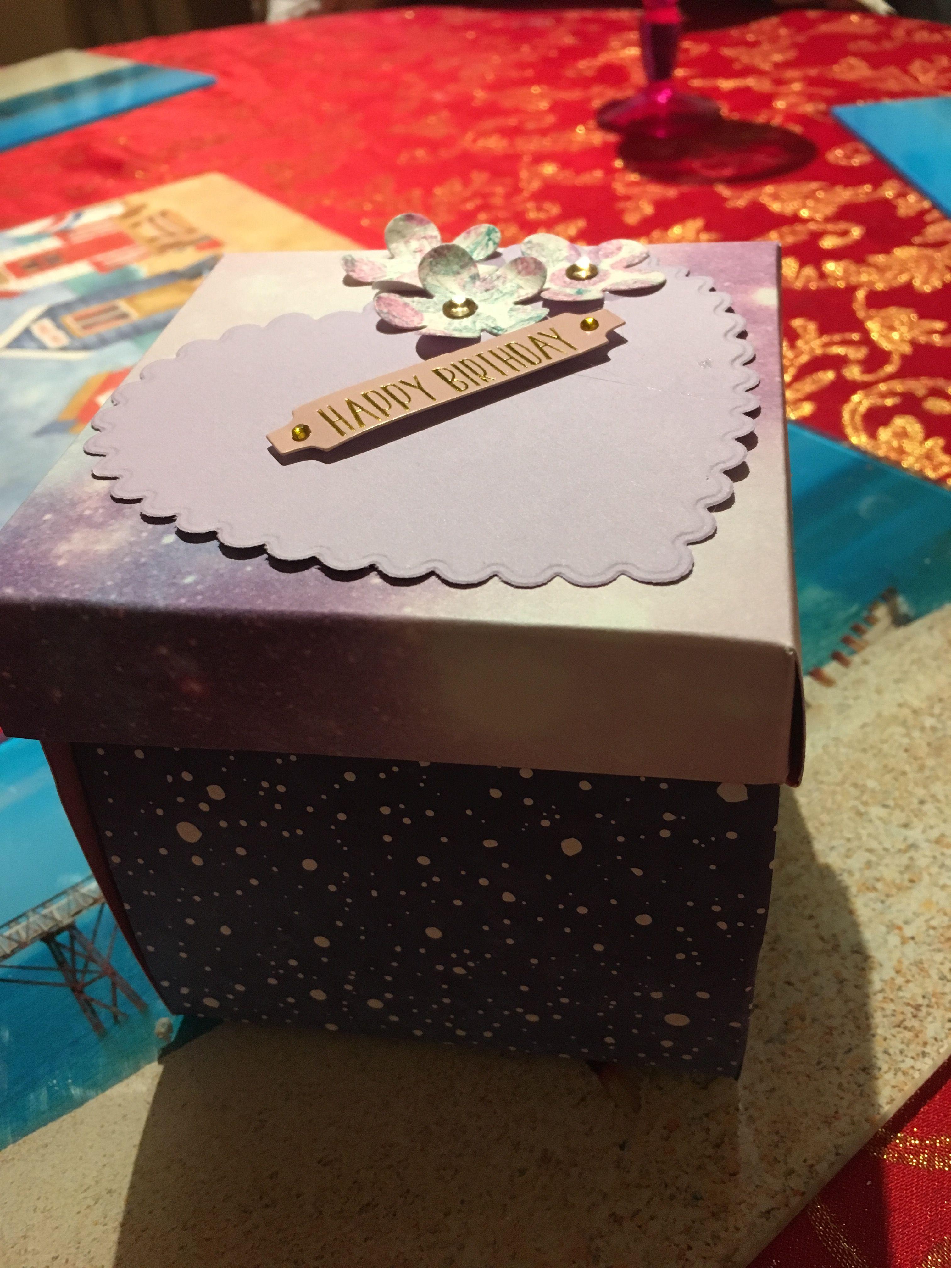 box card  card box birthday cards decorative boxes