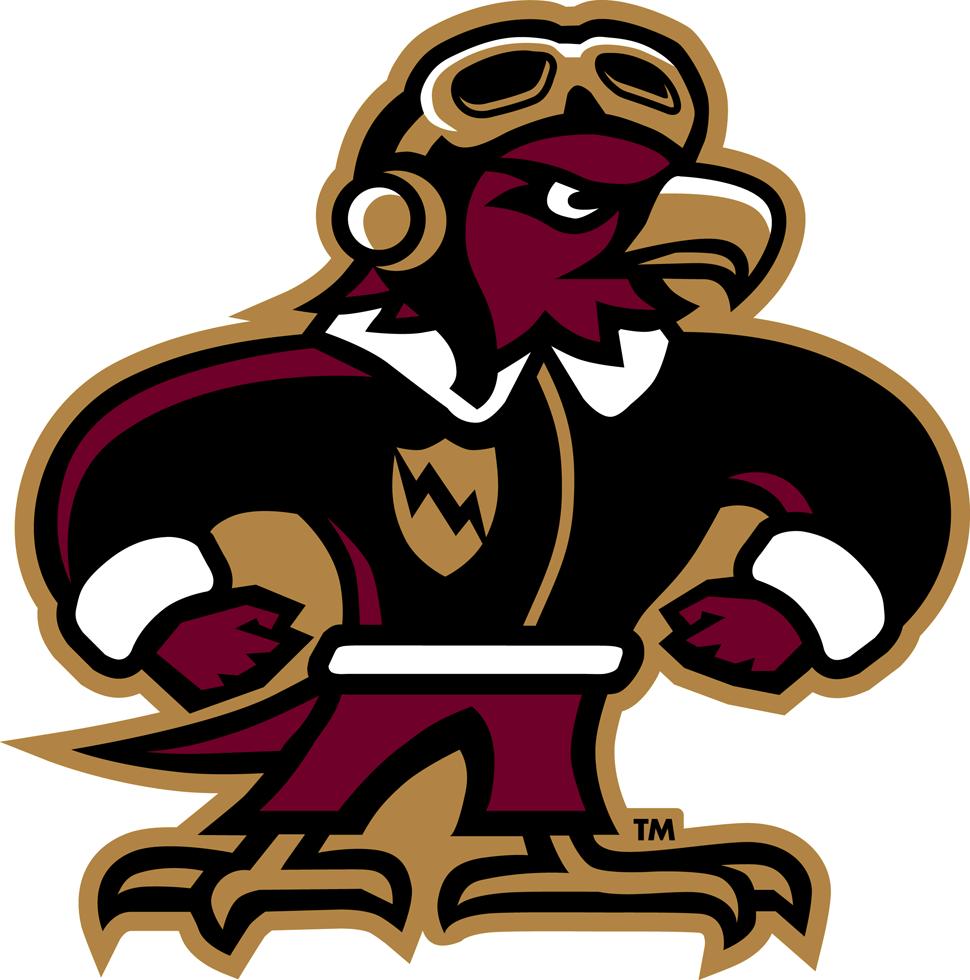 LouisianaMonroe Warhawks (Ace) Sports logo design