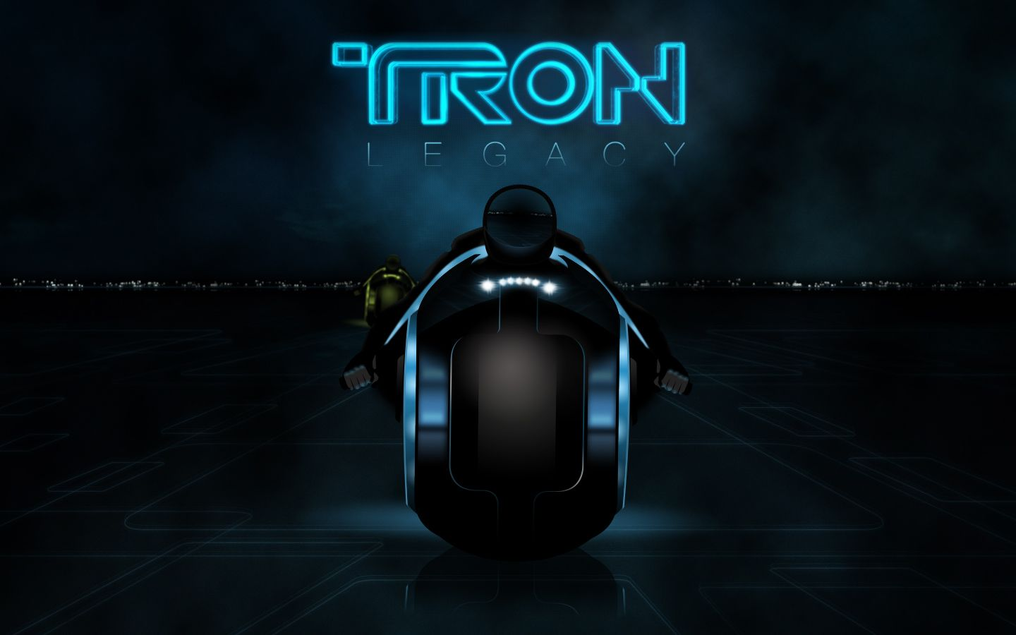 Tron live wallpaper - Agupieware Reallife Tron Lightcycle Hits The Grid After 1920 1080