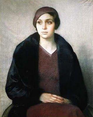 Bianca, 1932 by Amedeo Bocchi (Italian, 1883-1976)