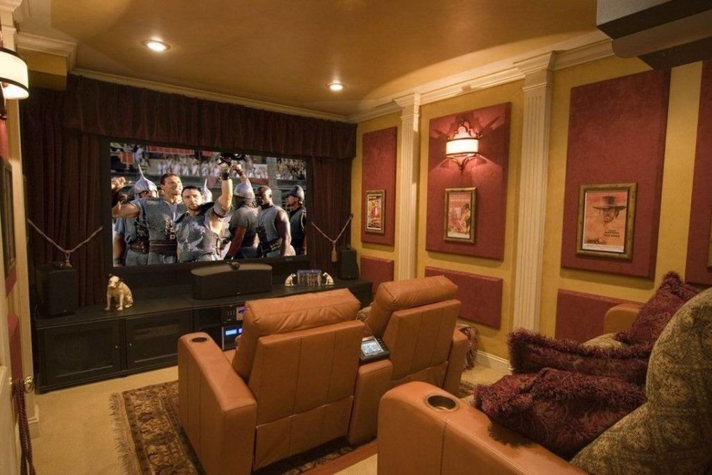 20 Amazing Home Theater Design Ideas For Small Room Small Home