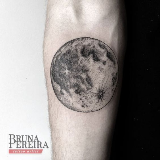 Magazine - Top 15 des tatouages Lune - Allotattoo