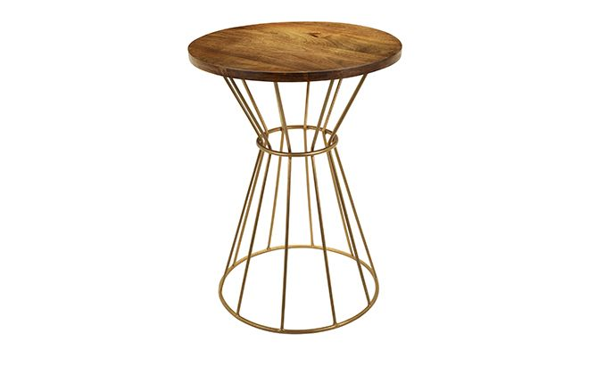 Sainsburys Home Wooden Side Table 38