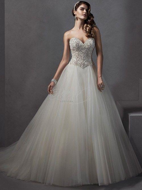 KleinfeldBridal.com: Maggie Sottero: Bridal Gown: 33040882: Princess ...